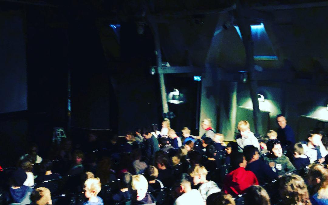 """Tack Subtopia! """"Månaderna"""" spelade turnéföreställningar med fullsatt skolpublik!"""